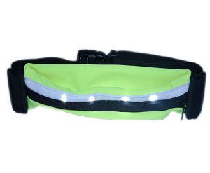 Popular Design LED Running Belt pictures & photos