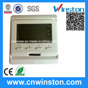 Weekly Circulation Digital Programming Thermostat with CE (E51) pictures & photos