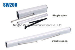 Aluminium Double Swing Automatic Door Operator with 50W/100W Motor pictures & photos