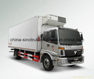 Hot Sale Isuzu Frozen Fish Meat Transport Box Freezer Refrigerated Truck with 5-50m3 pictures & photos
