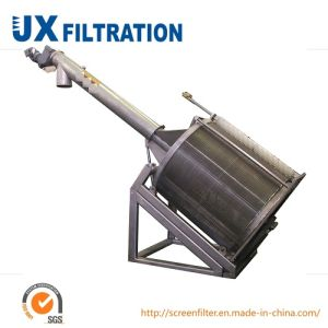 Rotary Drum Screen Filter for Wastewater Treatment pictures & photos