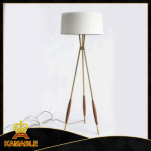 Modern Design Fabric Material Floor Lamp (KAF6103) pictures & photos