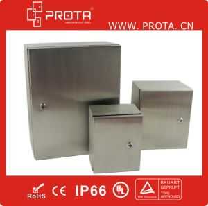 IP66 Waterproof Electrical Stainless Steel Enclosure, Distribution Box pictures & photos