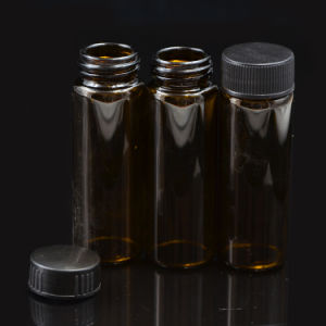 27*80 30ml Brown Screw Mouth Bottle pictures & photos