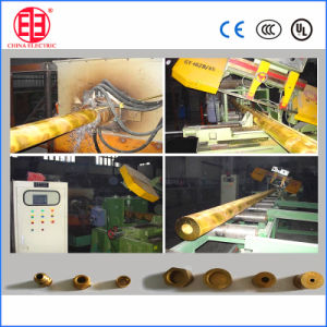 Brass Tube/Rod Continuous Casting Production Line pictures & photos