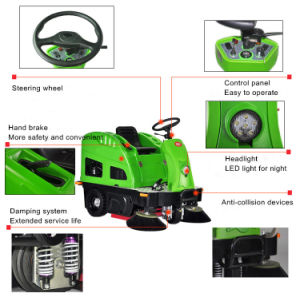 Electric Road Sweeper pictures & photos