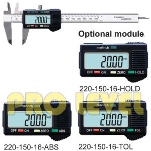 Four Buttons Fractional System Digital Caliper (SKV220-16) pictures & photos