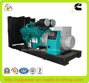 880kw/1100kVA Electric Alternator Diesel Fuel Power Generator Sets with Cummins Engine Kta38-G5