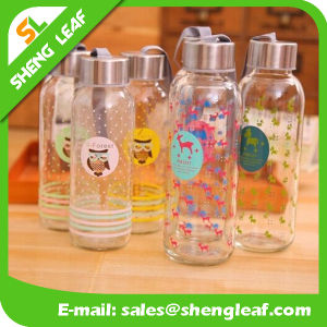 Hot Sale Low Price Special Custom Logo Bottle (SLF-WB032) pictures & photos