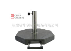 Octagonal Granite Base-Polished