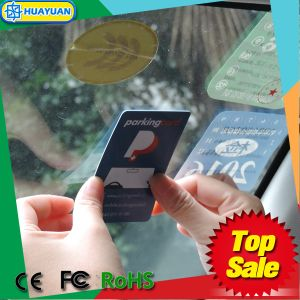 AlienH3 UHF Parking card RFID Windshield Tag pictures & photos