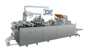 Plastic and Papercard Blister Packing Machine pictures & photos