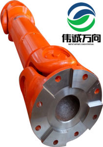 China Heavy Duty Cardan Shaft for Equipment pictures & photos