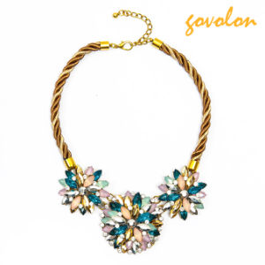 Popular Series Flower Necklace Chain pictures & photos