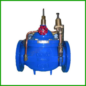 Pressure Reducing Valve Hydraulic Control Valve pictures & photos