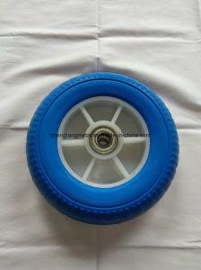 High Quality PU Foam Wheel with Steel or Plastic Rim
