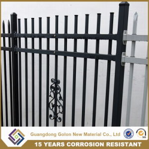 Garden or Yard Decor Wrought Iron Used Fence Panels pictures & photos