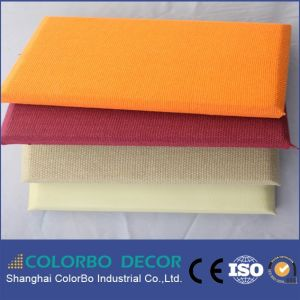 Sound-Proof Clothing Fabric Panel for Acoustic Treatment pictures & photos