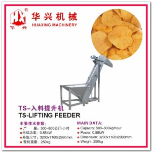 Ts-Lifting Feeder (Potato Chips/Cracker Snack Food Machine) pictures & photos