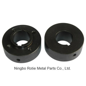 OEM Black Coating Precision Machining Metal Parts pictures & photos