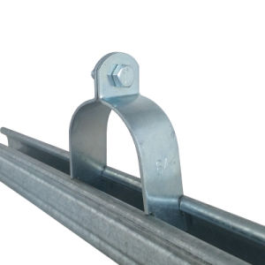 Two Piece Channel Clip and Clamp (FM132 Series)