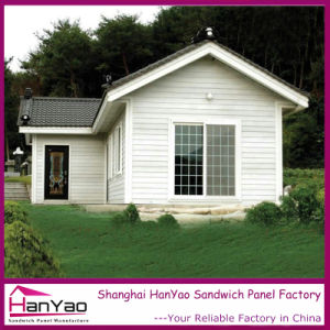 China Supplier Acoustic Insulation Panel Steel Structure for House Building pictures & photos