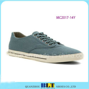 Wholesale Shop Leisure Shoes for Men pictures & photos