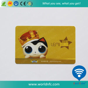 PVC Contactless Proximity Card Ntag213 Smart Card with RFID Card pictures & photos