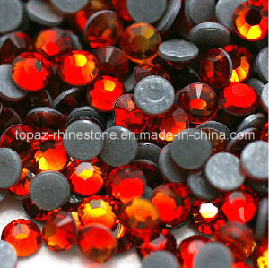 Sample Free DMC Hot Fix Rhinestone for Dress (SS30 Jet/3A grade) pictures & photos