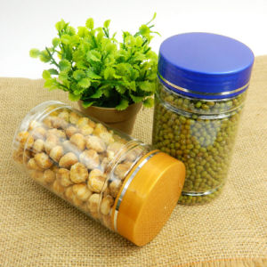 High Quality 250g Pet Clear Jar for Dry Food pictures & photos