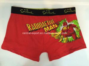 Picture Printed New Style Boy Boxer Brief Children Underwear pictures & photos