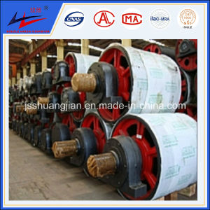 Conveyr Roller Conveyor Pulley and Conveyor Spares Passed ISO9001 pictures & photos