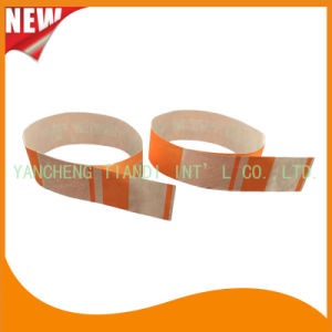 Tyvek Entertainment Water-Proof Tyvek Wristbands Bracelet Bands (E3000-3-21) pictures & photos