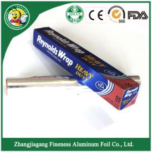 Good Quality Household Aluminium Foil Rolls pictures & photos