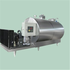 Fresh Milk Cooling Mixing Tank pictures & photos