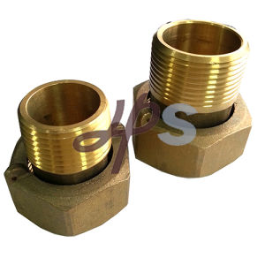Brass Water Meter Tail for Single Meter pictures & photos