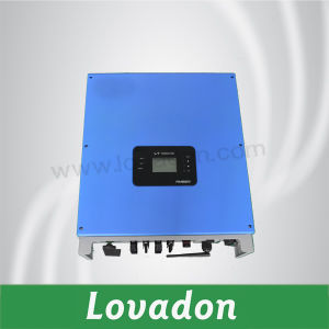Lt 6000HD Inverter Grid Tie Solar Inverter pictures & photos