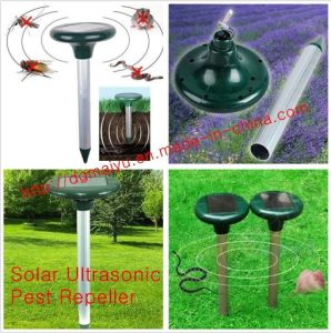 Electronic Solar Powered Mole Repeller - Outdoor Guard pictures & photos