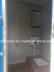 Peison Easy for Mobile Prefabricated/Prefab Public Toilet/House in The Street pictures & photos
