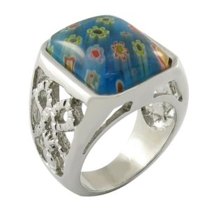 Argentina Square Crystal Rings pictures & photos