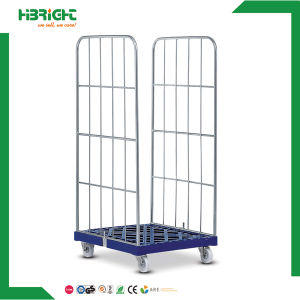 Demountable 2/Two Sided/Sides Roll Cage Container pictures & photos