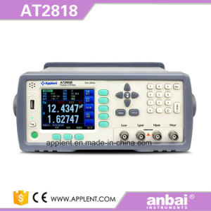 Hot Deals High Precision Lcr Meter with U-Disk Interface (AT2816A) pictures & photos