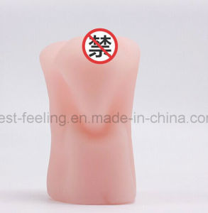 Ce Certification Lifelike Artificial Sex Toy Vagina pictures & photos
