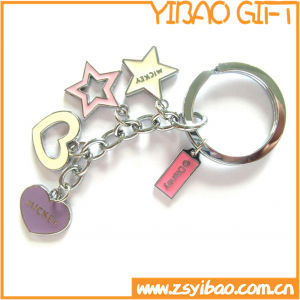 Custom Logo Metal Keychain for Promotional Items (YB-k-028) pictures & photos