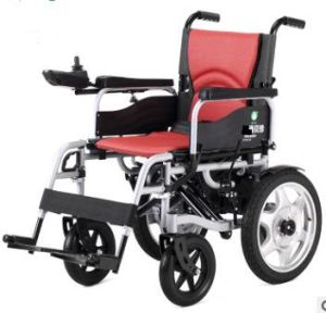 Lithium Battery Automatic Wheelchair pictures & photos