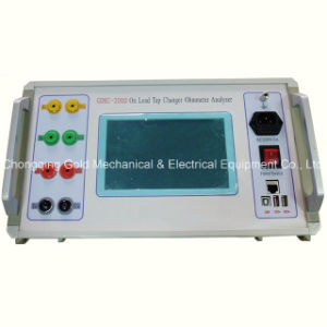 Transformer Load Voltage Adjustment Switch Tester, Oltc Tester pictures & photos