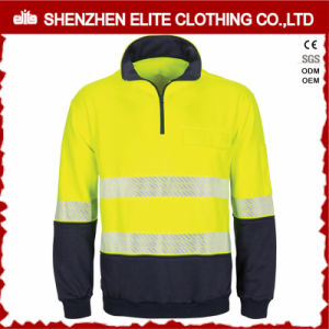 Custom Made Embroidered Logo Fire Retardant Hi-Vis Safety Jackets Wholesale pictures & photos