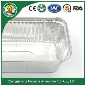 Used Aluminum Foil Food Container pictures & photos
