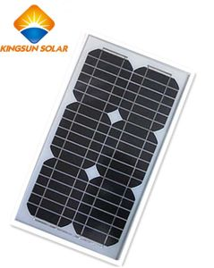 15W High Sale Powerful PV Cell Monocrystalline Solar Panel pictures & photos
