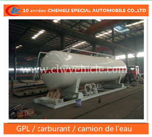 20m3 LPG Skid Stations 10t LPG Gas Plant 20cbm LPG Skid Plant pictures & photos